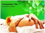 Pregnant PowerPoint Templates, Pregnant PowerPoint Background Templates