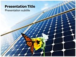Solar Panel System Templates For Powerpoint