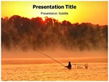 Tides Powerpoint Temaplate