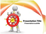 Leadership (PPT) Powerpoint Template