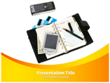 Business Accessories Templates For Powerpoint