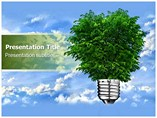 Green Energy Council Templates For Powerpoint
