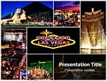 Las Vegas Strip Templates For Powerpoint