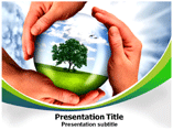 Environment Protect Templates For Powerpoint