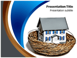 Home Powerpoint Template