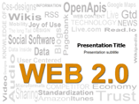 Web 2.0 Templates For Powerpoint