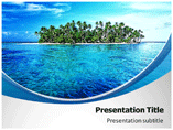 Blue Ocean (PPT)Powerpoint Template