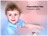 Kids Prechool Education Templates For Powerpoint