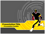American Football PowerPoint Backgrounds