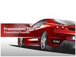 Race Car Templates For Powerpoint
