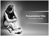 Mental Depression Templates For Powerpoint