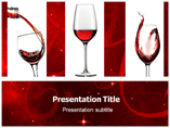 Sweet Wine Templates For Powerpoint