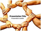 Cooperation Support Templates For Powerpoint