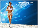 Running Magazine Templates For Powerpoint