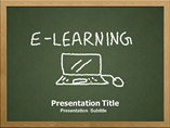 E Learning Templates For Powerpoint