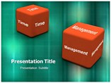 Time Management News Templates For Powerpoint