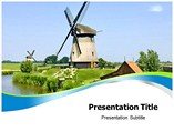 Wind Power Companies Templates For Powerpoint