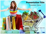 E Shopping India Templates For Powerpoint