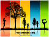 Family Outgoing PowerPoint Slides