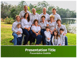 Family Reunion Templates For Powerpoint