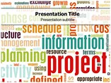 Project Management Planning Templates For Powerpoint