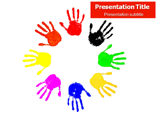 Holi Ecards Templates For Powerpoint