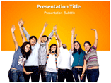 Youth Subcultures Templates For Powerpoint