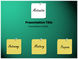 Motivation Quotes   PowerPoint Template