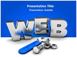 Web Design Templates For Powerpoint