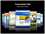 Websites Templates For Powerpoint
