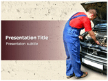 Auto Industry Powerpoint Template
