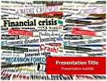 Financial Crisis PowerPoint Graphics