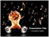 Music Player Templates For Powerpoint