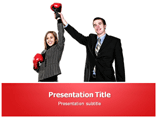 Winning Competition Templates For Powerpoint