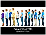 Queue Templates For Powerpoint
