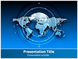 World Business Powerpoint Template