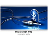 Bluetooth Advantages Templates For Powerpoint