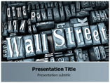 Wall Street Templates For Powerpoint