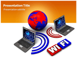wifi Technology Templates For Powerpoint