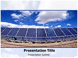 Solar Energy System  PowerPoint Template