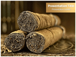 Tobacco Facts Templates For Powerpoint