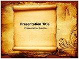 Scroll Templates For Powerpoint