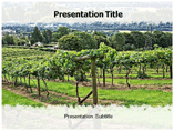 Smoky Hill Vineyard Templates For Powerpoint