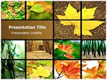 Autumn Season Powerpoint Template