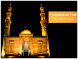 Islamic City Templates For Powerpoint