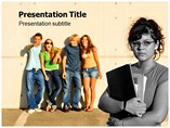 Bulling PowerPoint Backgrounds