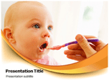 Baby Feeding Templates For Powerpoint