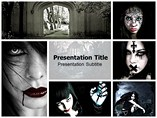 Gothic Templates For Powerpoint