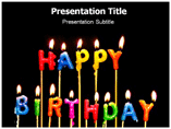 Happy Birthday Images Templates For Powerpoint