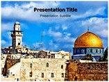 Jerusalem Powerpoint Template